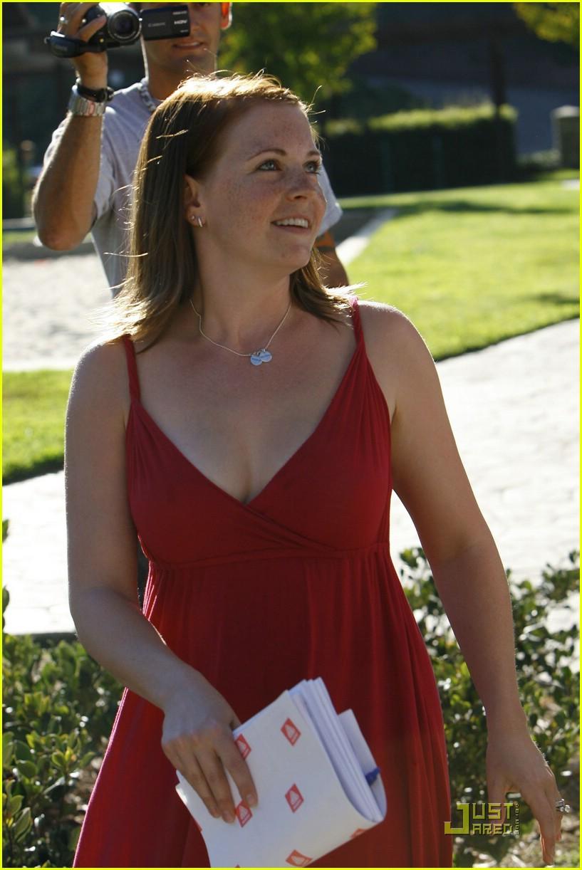 joan hart braless Melissa