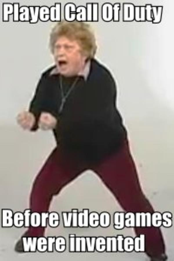 lady meme Old
