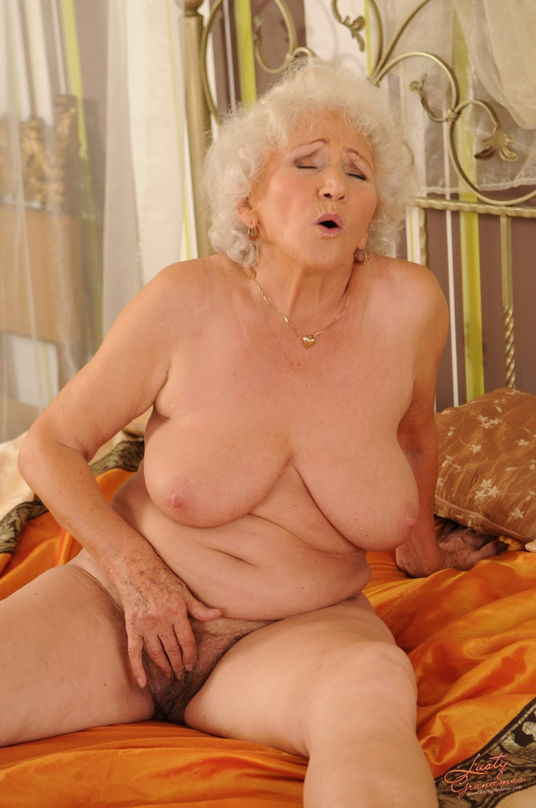 norma Naked granny