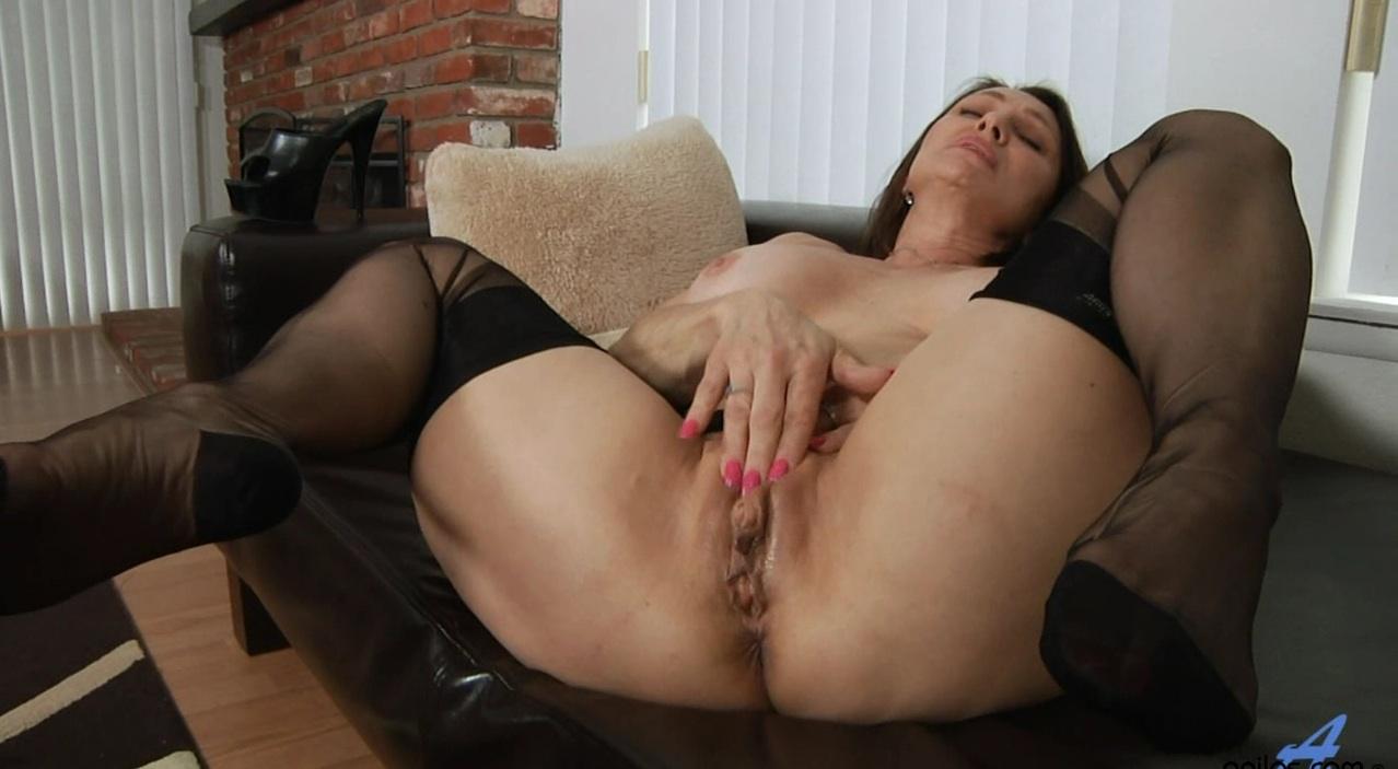 stockings Pantyhose granny