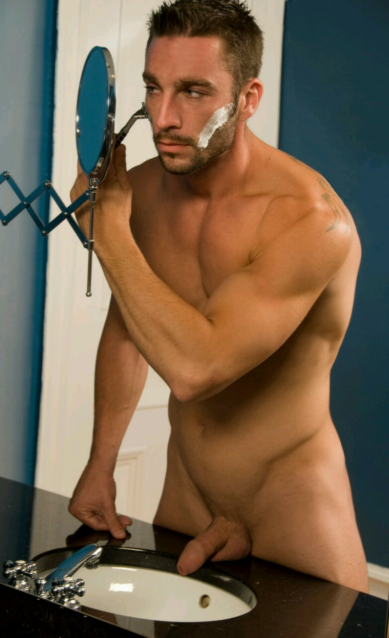 beefcake Nude male