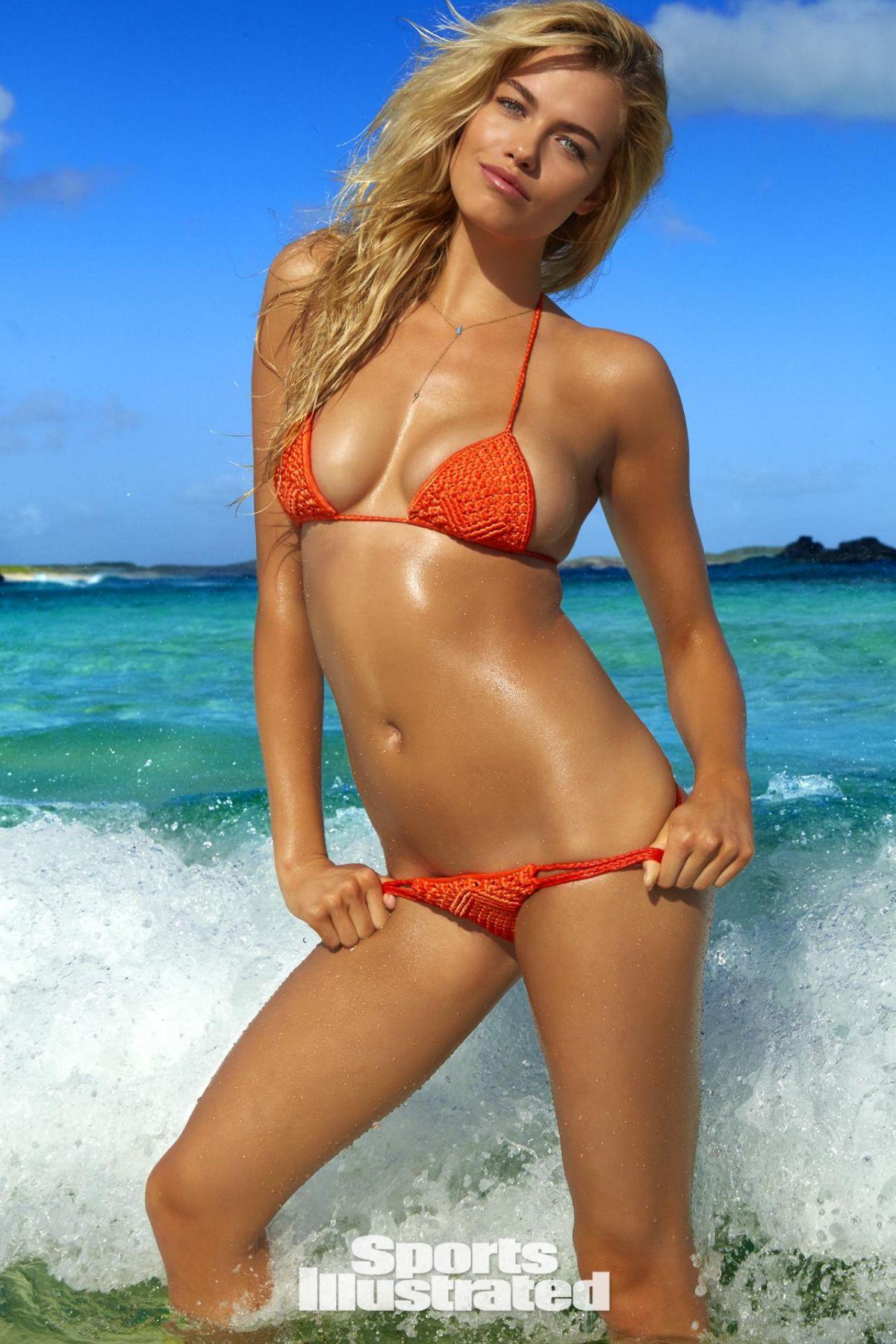 illustrated model sports Bikini