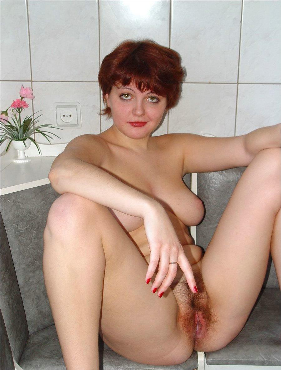 Naked wife held down and fucked