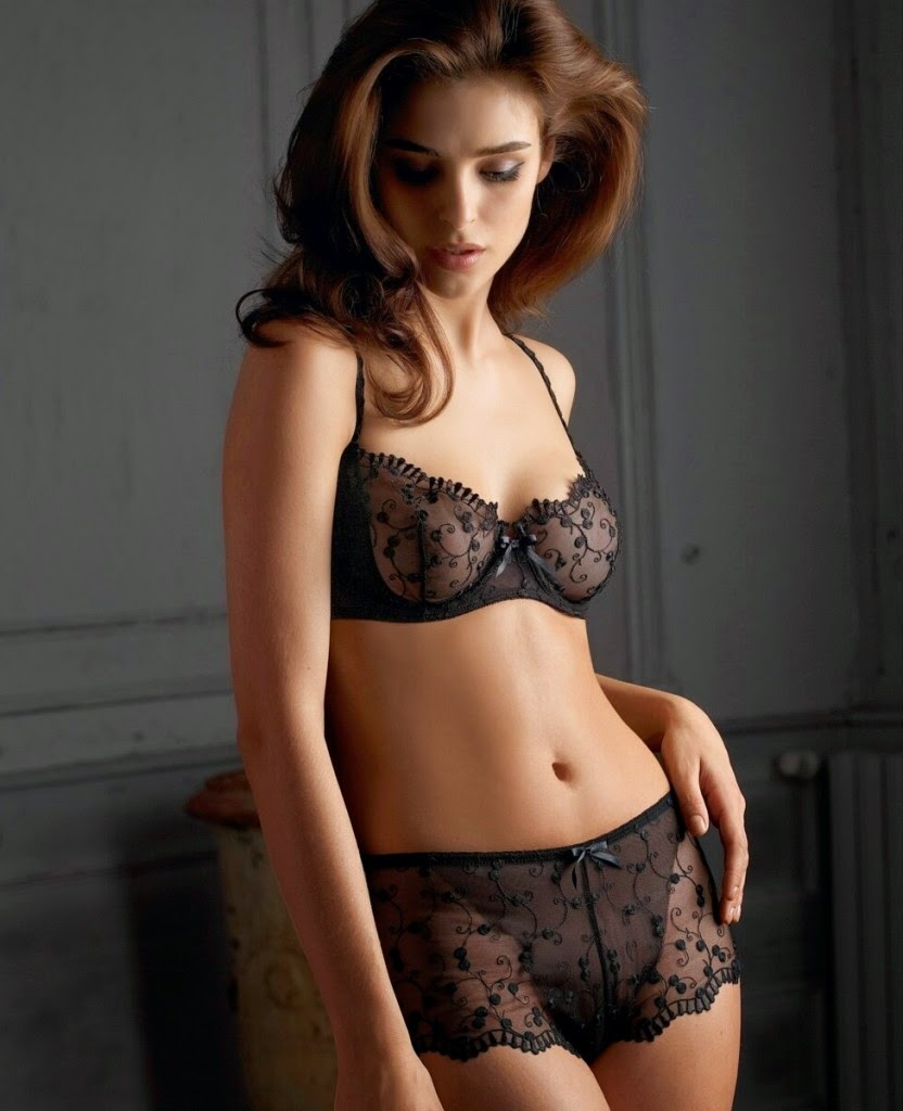 lingerie Hot fernanda prada